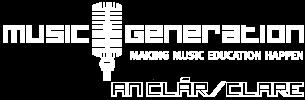 Music Generation Clare Logo